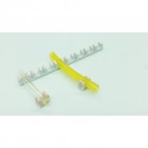 Profi Schlauchhalter, für Tygonschlauch oder Schlauch 6 mm