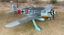 Focke Wulf - FW190A ARF 2.4m COMBO mit SCALE E-Fahrwerk