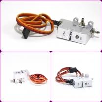 Elektronisches 1-Wege Druckluft-Ventil