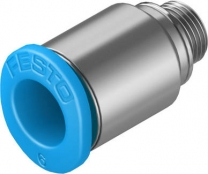 Festo Quick Steckverschraubung M5 6mm