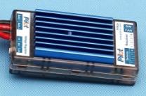 Pilot-RC PVR24 Doppelstromversorgung mit Sicherheitsschalter