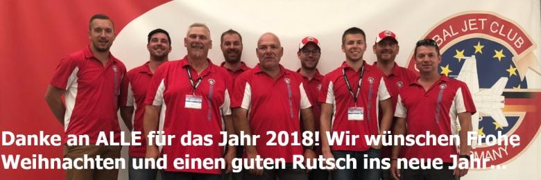 Danke Team 2018
