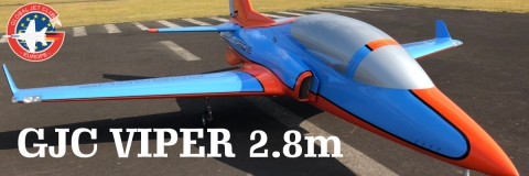 GLOBAL JET CLUB Viper 2.8m