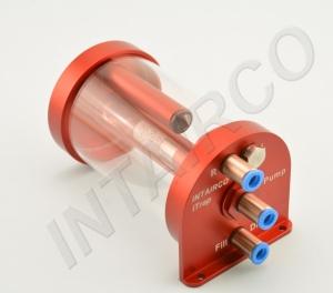 iTrap Telemetrie 250ml - 4mm FESTO Quick-Verbinder