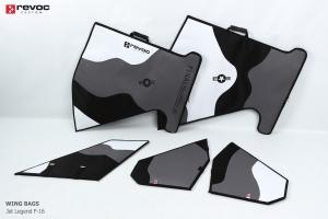 REVOC Flächenschutztaschen Set JL F16 1/5 ARTIC AGRESSOR