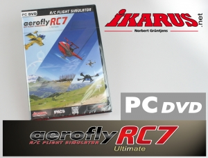 aerofly RC7 ULTIMATE-Version (DVD für Windows)