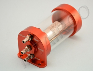 iTrap 95ml - Steckverbinder 4mm FESTO Schlauch