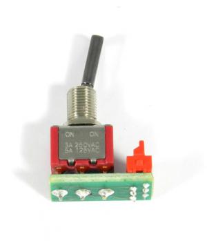 DUPLEX 2,4EX 2-Stufen-Schalter (kurz) für Sender DC