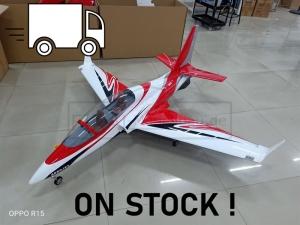 GLOBAL AeroJet Viper G2 1.95m RED SPORT ARF PRO mit Licht und Cockpit