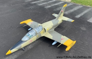 GLOBAL AeroFoam L-39 Albatros 'CAMO TIGER' - Turbine Ready