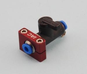 Halterung  für Festo Kugelventil  4 oder 6mm