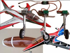 JL E-VIPER Jet - ARF incl. electr. landing gear