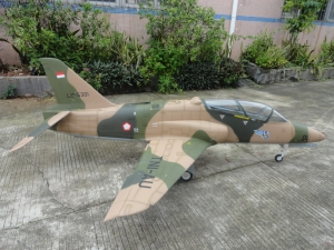 Feibao Bae Hawk ARF PRO Farbschema 15
