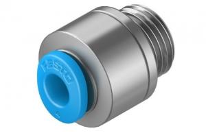 Festo Quick Steckverschraubung QSM-G1/8 4mm
