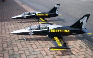 GJC L39 Albatros 1/6,5 von FB Jets BREITLING