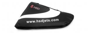 HSD Super Viper - Fläschenschutz Tasche SCHWARZ