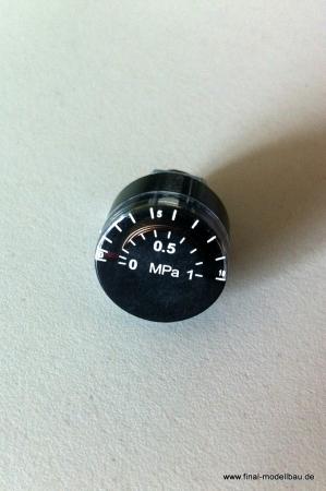 Druckluftanzeige - Manometer