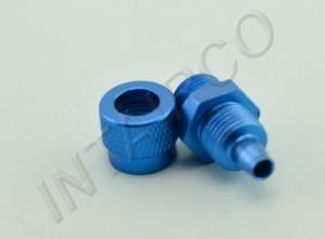 Intairco G1/8 Gewinde  Secure Steckverbinder 6mm Festo Schlauch