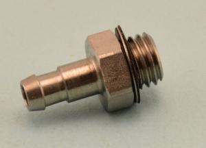 Intairco M5 Steckverbindung  6mm Festo Schlauch
