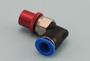 Intairco Fuel Tank Vent Insert - 6mm Festo QS Elbow Fitting