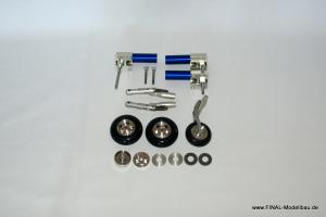 SPRINT JET-1A Fahrwerk-Set (pneumatisch)