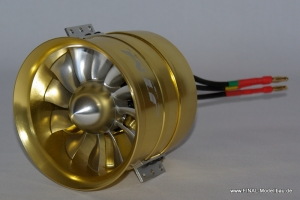 JTM 90mm EDF Set 1900kV ALU-Version