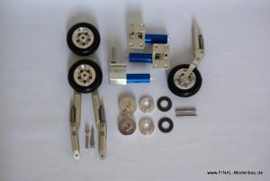 NANO JET-1A Fahrwerk-Set (pneumatisch)
