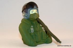 Jet Pilot 1:6 Militär