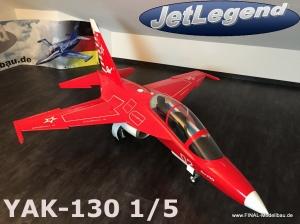 JL YAK130 1/5 ARF / PNP Version