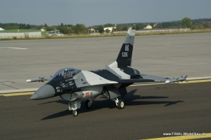 Jetlegend F16 1/8 PNP Scale Version