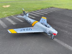 Jetlegend F-86 SABRE 1/5.8