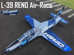 Jetlegend L-39 ARF / PNP RENO Air-Race