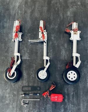 JP HOBBY elek. Fahrwerkset ER-150 GJC Viper 2.3m