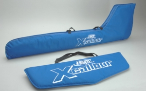 JSM XCalibur Heckausleger/ Höhenruder Taschen