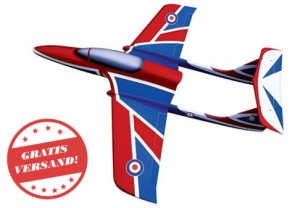 JSM Xcalibur (RAF DISPLAY Scheme)