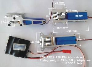 JTM elektrisches Einziehfahrwerk ER11-120
