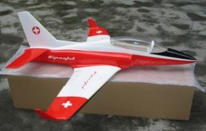 JTM 110-120mm EDF Viper-Jet / Farbe 01