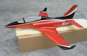 JTM Viper-Jet 1.7m Turbinen-Version N520VF inkl. E-Fahrwerk-Set