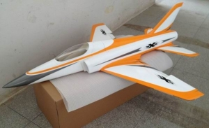 JTM XXX 110-127mm EDF Sport Jet