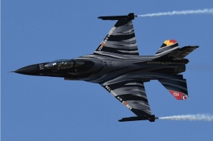 Jetlegend F-16C 1/5 PNP-Version Belgian Airforce DARK FALCON