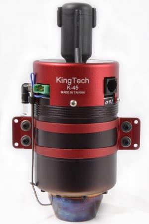 KingTech K-45G Turbine RESTART