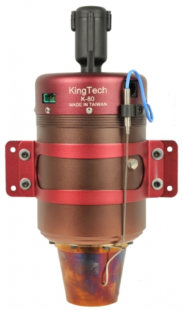 KingTech K-80G Turbine RESTART