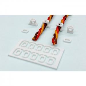 Haltespange für ABS Kabel- und Schlauchhalter