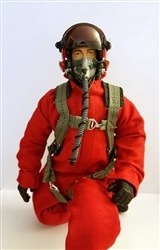 SCALE Full-Body Jet Pilot 1/8 ROT normal