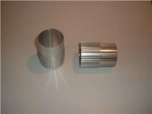 Nachrüst-Kühlkörper für JF-120 ECO bei HET-800-86-685KV-/ 800-73-590KV Motoren