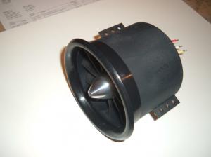 Open-Duct-Einlasslippe für JETFAN-120 ECO