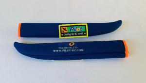 Pilot-RC Propellerschutz (2 Stück) Blau in verschiedenen Größen