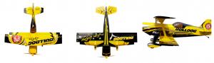 PILOT-RC Pitts Challenger 73'' (1.85m) Farbschema 3