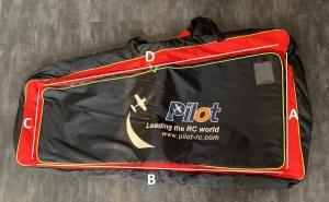 PILOT-RC Universelle Flächenschutztasche 150cc