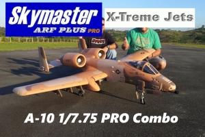 SKYMASTER X-Treme Jets A-10 1/7.75 ARF - Farbe: ET1007